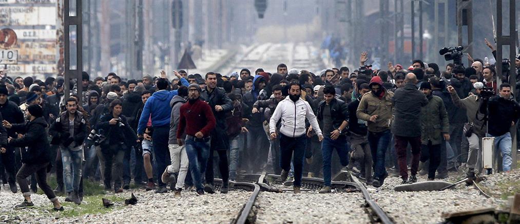 Δεκάδες ύποπτοι για εγκλήματα πολέμου μεταξύ των προσφύγων