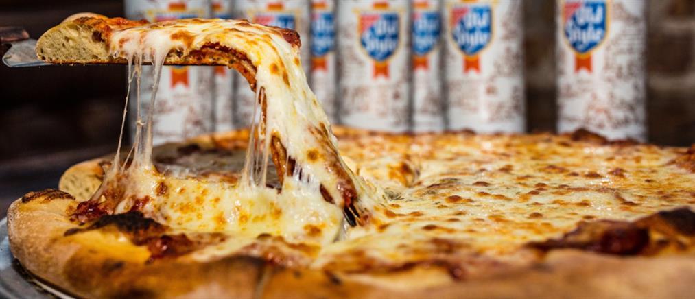 Ανοίγει μουσείο πίτσας! (εικόνες)