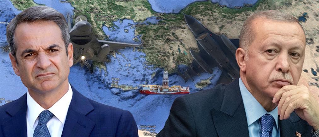 Στέιτ Ντιπάρτμεντ: συστάσεις για αυτοσυγκράτηση σε Αθήνα και Άγκυρα