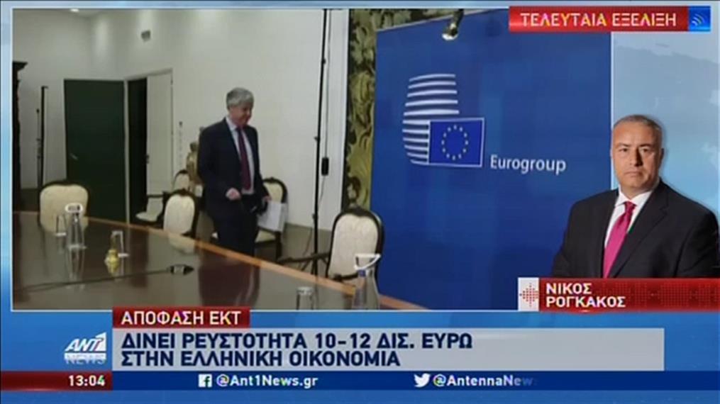 «Καυτές διαφωνίες» στο Eurogroup για τα μέτρα στήριξης