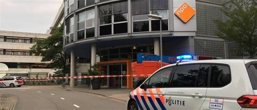 Ομηρία σε ραδιοφωνικό σταθμό στην Ολλανδία
