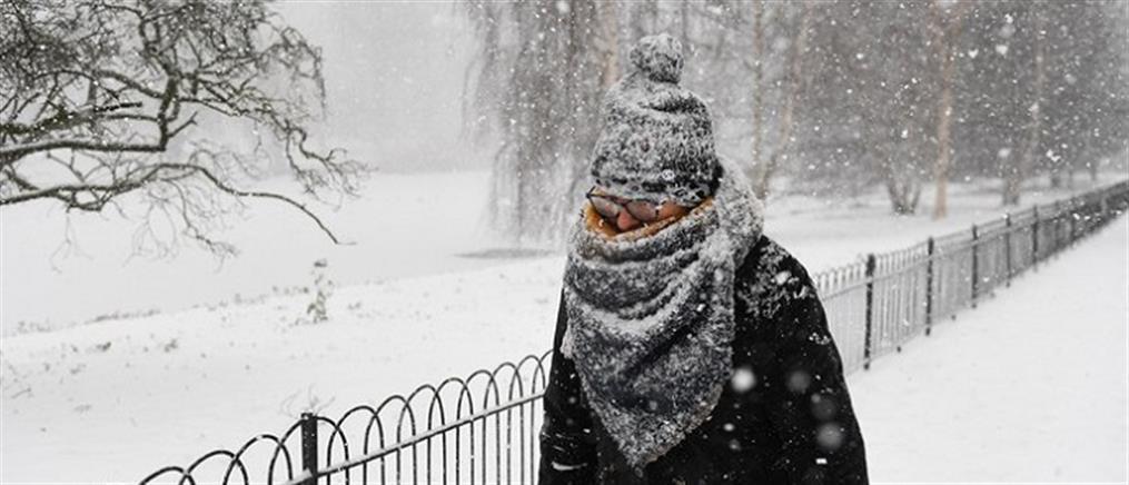 Δεκάδες νεκροί από το σιβηρικό ψύχος που πλήττει την Ευρώπη