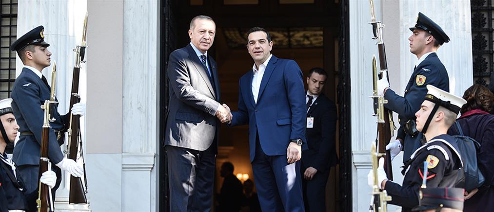 Νέο μήνυμα Τσίπρα σε Ερντογάν για την Συνθήκη της Λωζάννης