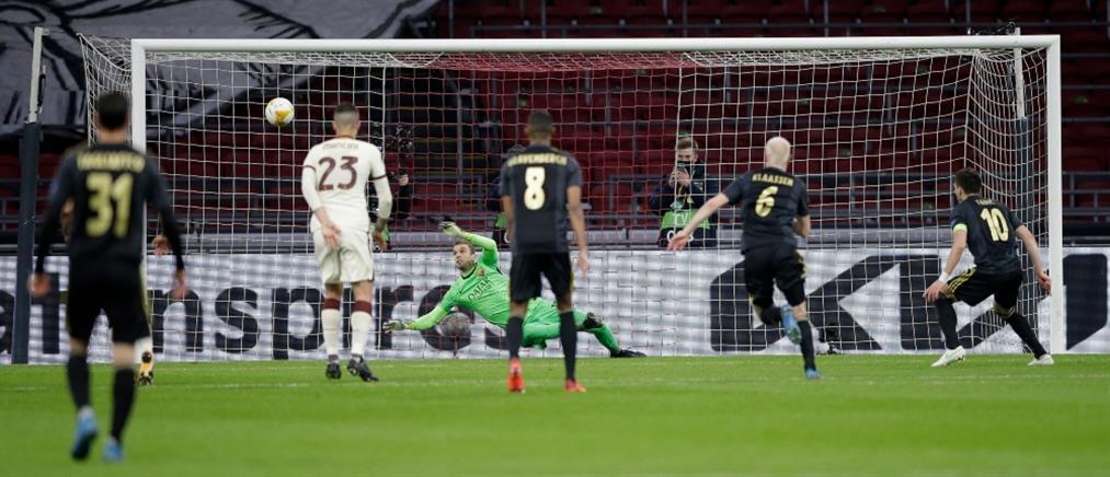 """Europa League: """"Βλέπουν"""" 4αδα Ρόμα, Μάντσεστερ Γιουνάιτεντ και Βιγιαρεάλ"""