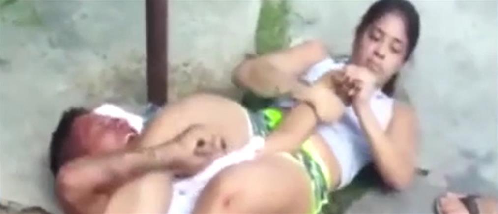 """Ληστής """"έπεσε"""" στα χέρια αθλήτριας πολεμικών τεχνών! (Βίντεο)"""