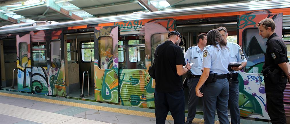 Πανόρμου: συναγερμός για πτώση ατόμου στις ράγες του μετρό