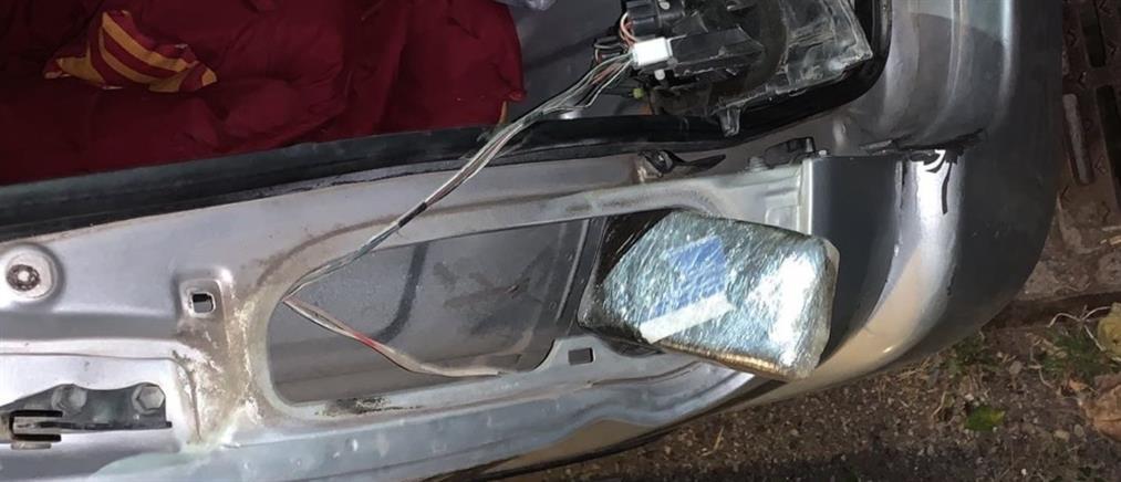 """Ο """"Ρίκι"""" βρήκε ηρωίνη στα φώτα του φορτηγού (εικόνες)"""