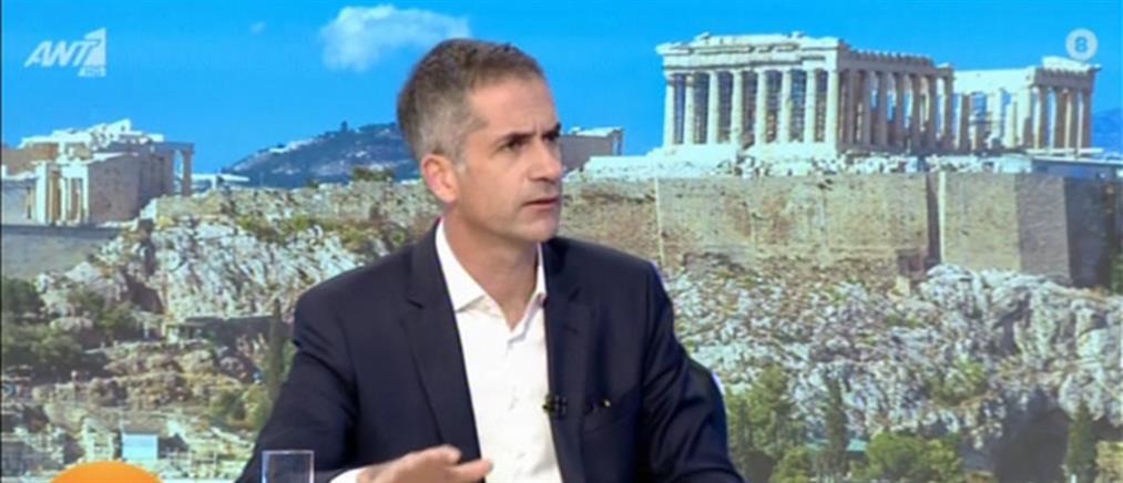 Μπακογιάννης στον ΑΝΤ1: Πρέπει να ενισχυθεί η αστυνόμευση στην Αθήνα (βίντεο)