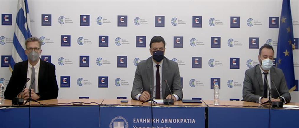 Κορονοϊός: Κικίλιας - Σκέρτσος για τα sms, τις μετακινήσεις και το λιανεμπόριο (βίντεο)