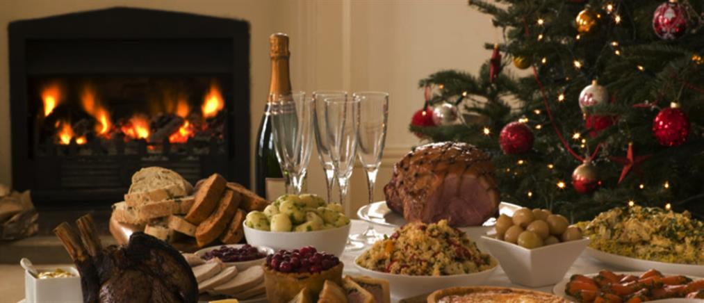 Σχεδόν αμετάβλητη η τιμή για το χριστουγεννιάτικο τραπέζι