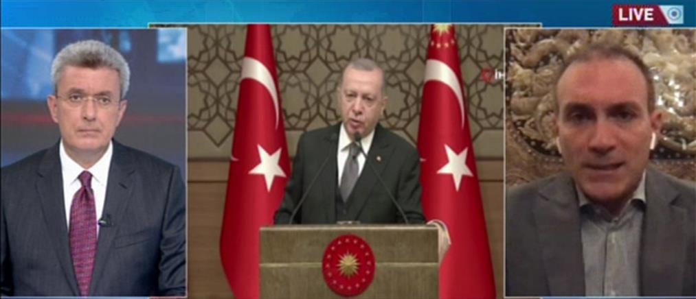Φίλης στον ΑΝΤ1: Να είμαστε έτοιμοι για όλα τα σενάρια με την Τουρκία (βίντεο)