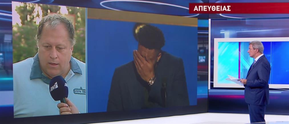 """Σπύρος Βελλινιάτης: """"μίλησα με τον Θεό"""" όταν ανακάλυψα τον Γιάννη Αντετοκούνμπο (βίντεο)"""