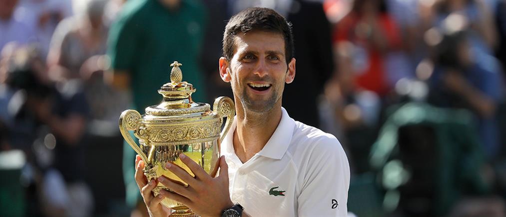 Wimbledon: απόλυτος κυρίαρχος ο Τζόκοβιτς στον τελικό