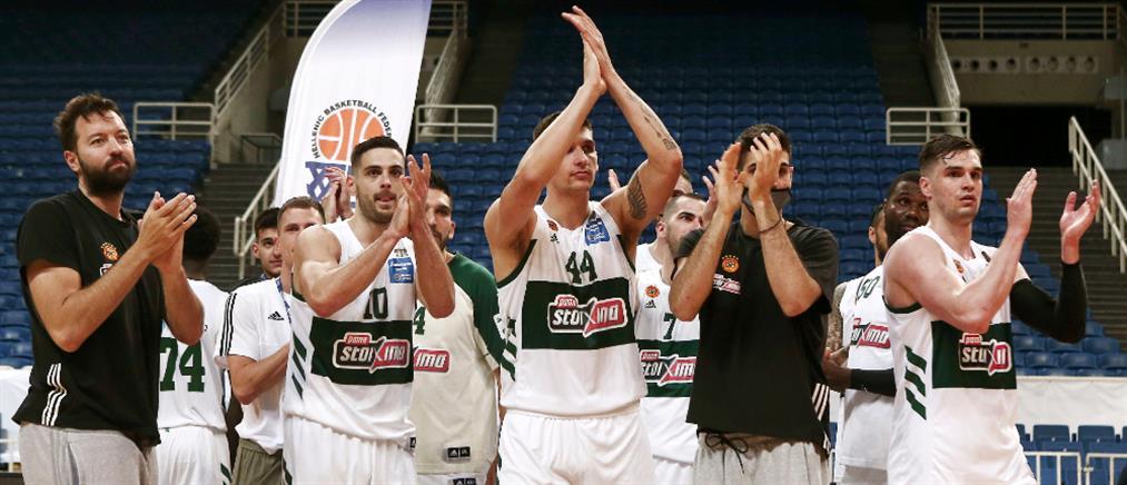 Ο Παναθηναϊκός Κυπελλούχος Ελλάδας στο μπάσκετ