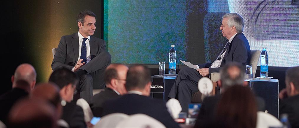 Μητσοτάκης: ο ΣΥΡΙΖΑ φτωχοποίησε τη μεσαία τάξη