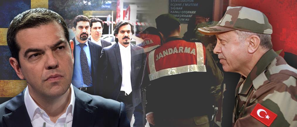 Μήνυμα Μαξίμου στον Ερντογάν: άρχισαν να ξεπερνιούνται όλα τα όρια