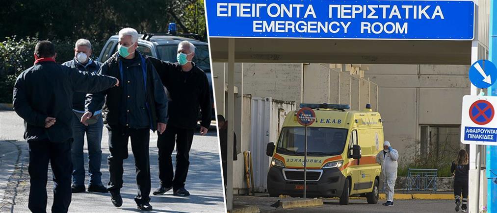 Κορονοϊός: πρώτο επιβεβαιωμένο κρούσμα στην Κρήτη – Τι λέει ο ασθενής