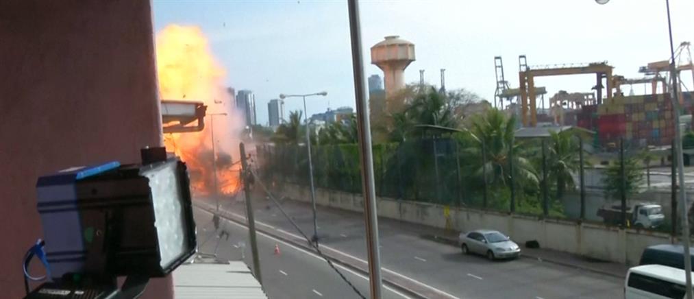 Νέα έκρηξη κοντά σε εκκλησία στην Σρι Λάνκα