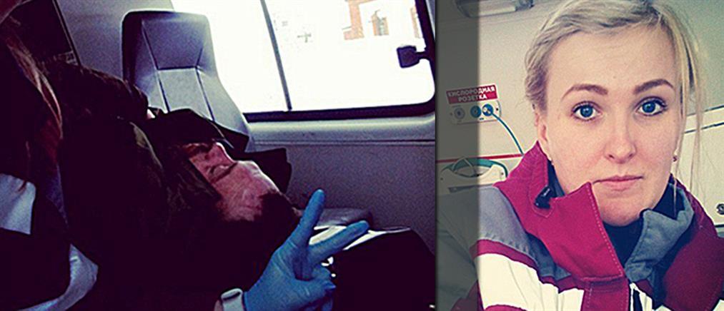 Σοκαριστικές selfies - Τραυματιοφορέας χλεύαζε ασθενείς που πέθαιναν!