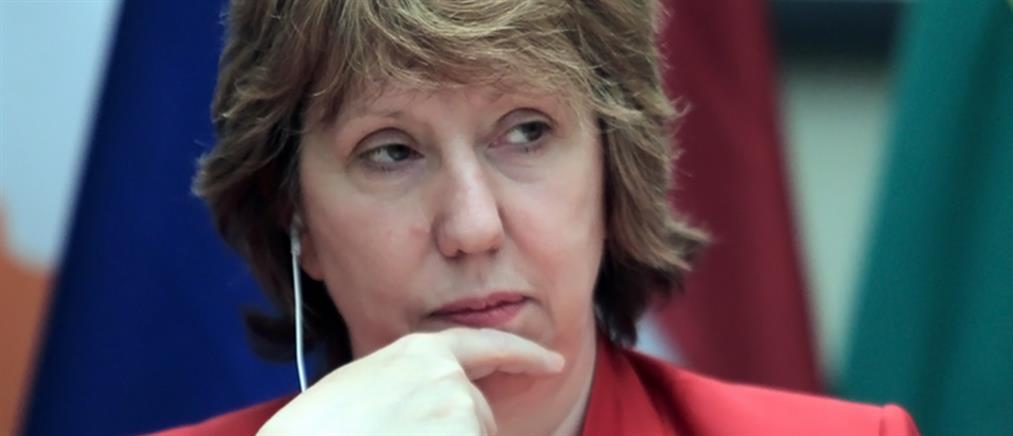 Άστον: Η ΕΕ με σταθερότητα παρεμβαίνει στην ουκρανική κρίση