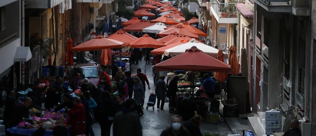 Λαϊκές Αγορές: με απεργίες απειλούν οι παραγωγοί