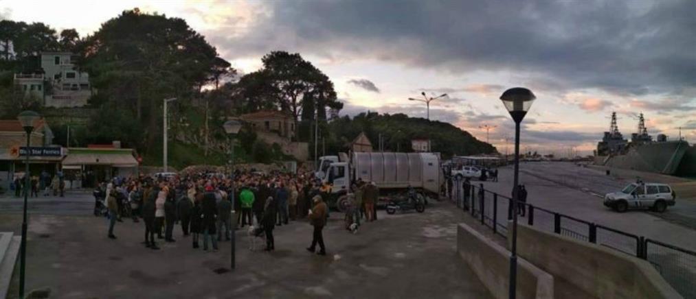 Μεταναστευτικό: Κινητοποιήσεις σε Σάμο και Λέσβο (βίντεο)