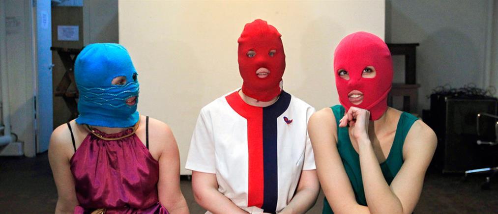 Pussy Riot: Συνελήφθη ακόμη ένα μέλος του πανκ συγκροτήματος