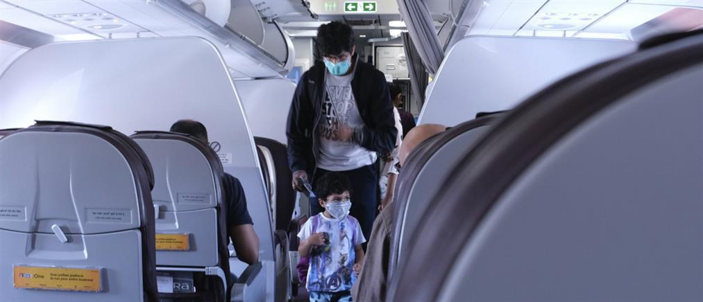 Κως: Πιλότος κατέβασε αεροπλάνο γιατί επιβάτης δεν φορούσε μάσκα