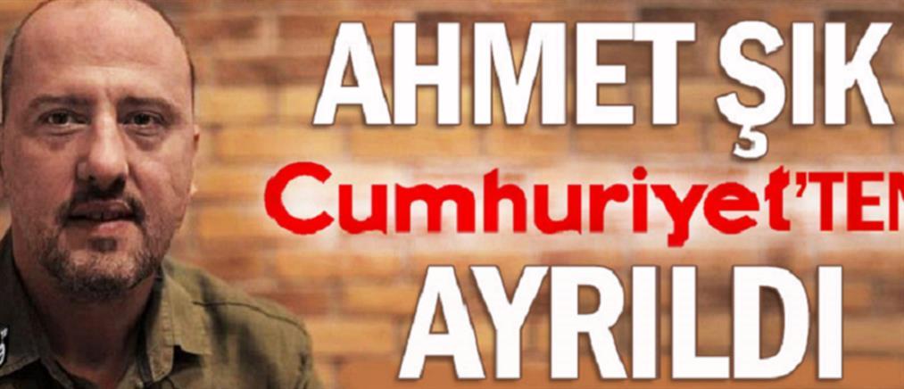 Τουρκία: Συνελήφθη γνωστός δημοσιογράφος μετά από tweet