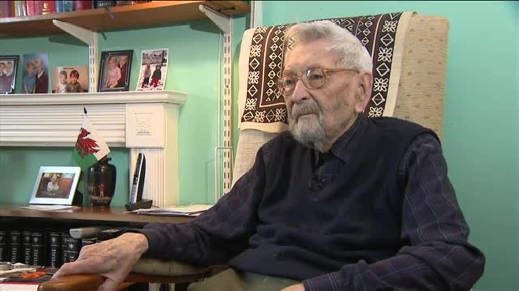 Βρετανός ο γηραιότερος άνδρας του κόσμου