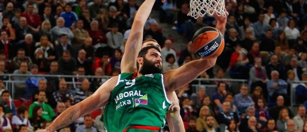MVP του ισπανικού πρωταθλήματος ο Μπουρούσης!