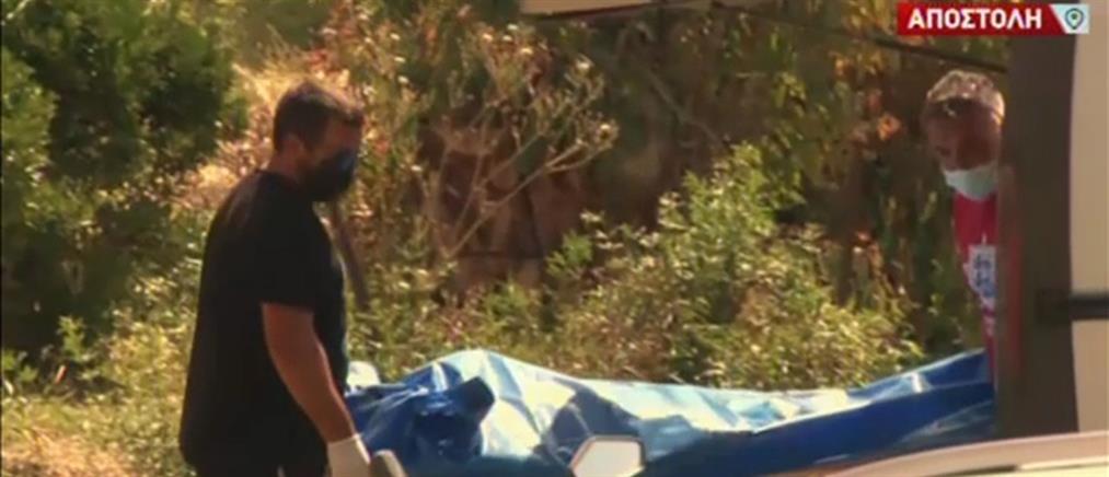 Φονικό στην Κέρκυρα: Τι έγραφε στα τρία σημειώματα ο δράστης - αυτόχειρας (βίντεο)