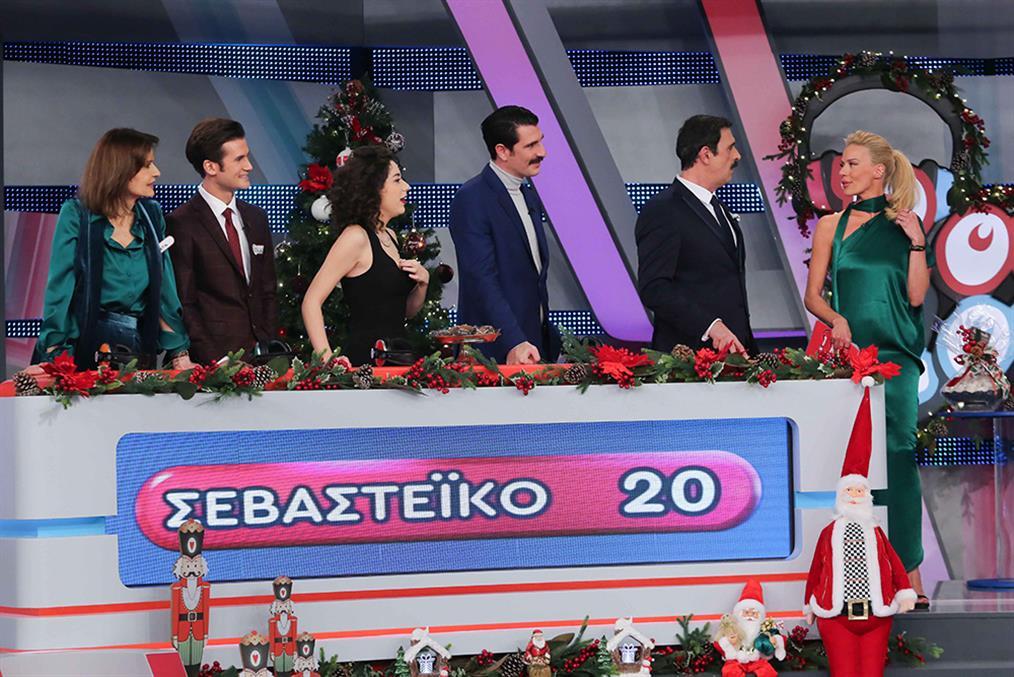 ROUK ZOUK - ΑΓΡΙΕΣ ΜΕΛΙΣΣΕΣ - 25 ΔΕΚΕΜΒΡΙΟΥ