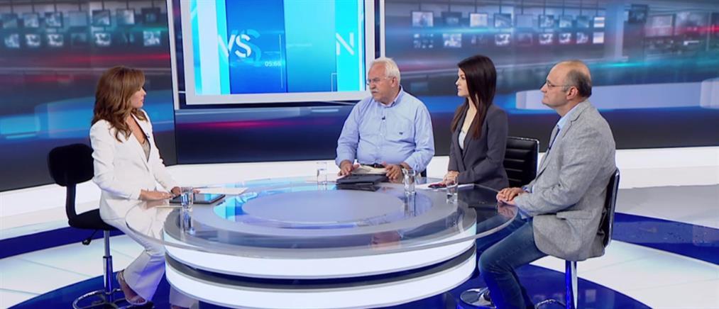 Γάκης, Γκελεστάθη, Τασιούλας στον ΑΝΤ1 για τις εκλογές στις 7 Ιουλίου (βίντεο)