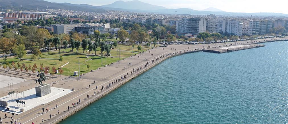 Κορονοϊός - Θεσσαλονίκη: Τι έδειξαν τα τεστ του ΕΟΔΥ στη Νέα Παραλία