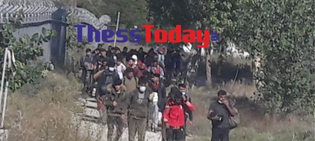 Ειδομένη: Αυξάνονται οι μεταναστευτικές ροές