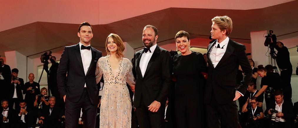 Επίσημη πρώτη για την ταινία του Λάνθιμου στο Φεστιβάλ Βενετίας (βίντεο)