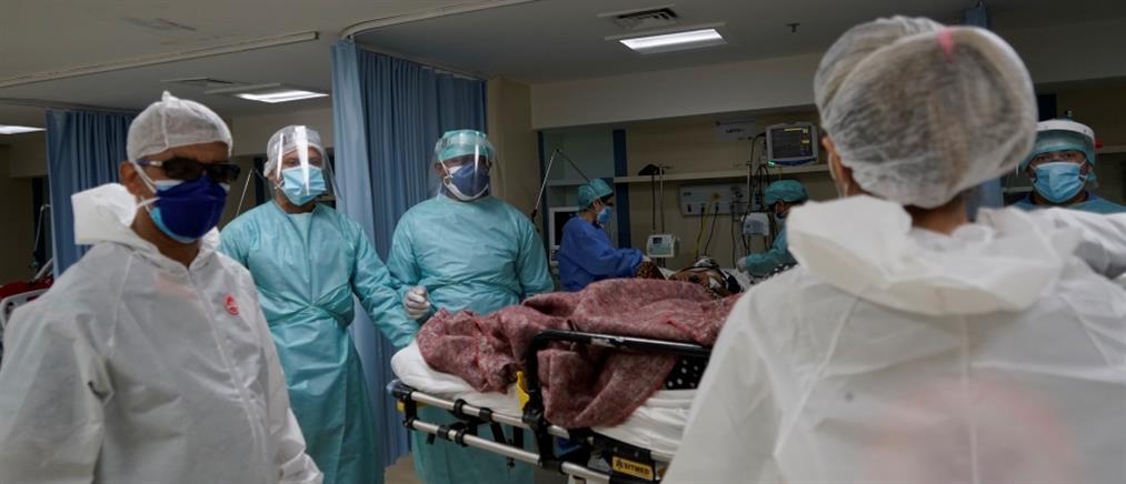 """Κορονοϊός - Βραζιλία: """"καλπάζει"""" η πανδημία"""