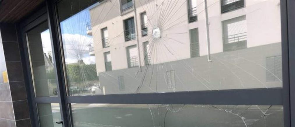 Επίθεση στο ελληνικό προξενείο στην Ναντ