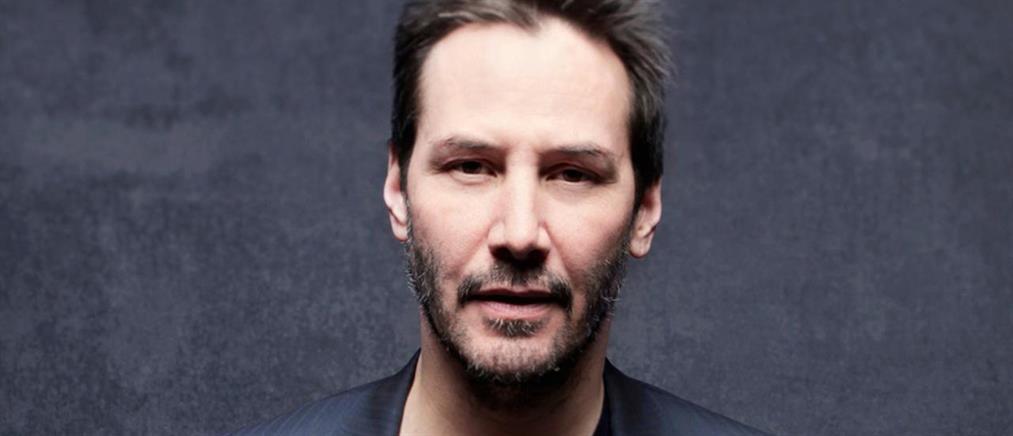 Keanu Reeves: Κάνει ντεμπούτο ως... συγγραφέας κόμικς