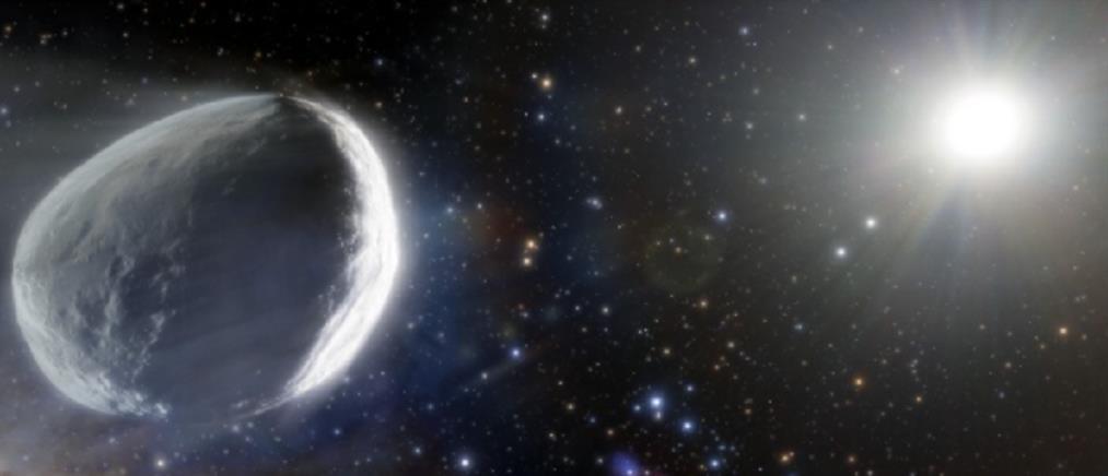Ιστορική ανακάλυψη: Εντοπίστηκε ο γιγαντιαίος κομήτης Μπερναρντινέλι-Μπερνστάιν