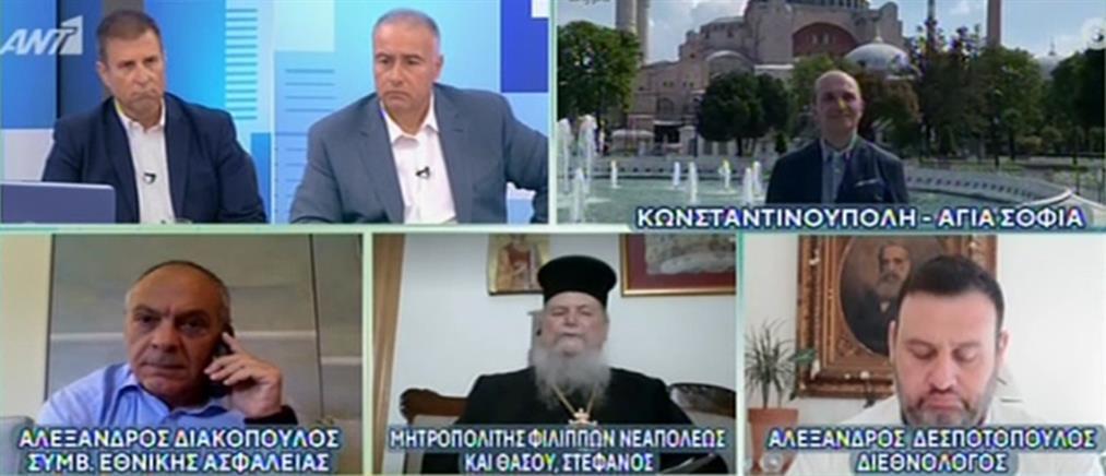 Διακόπουλος στον ΑΝΤ1: Έτοιμοι για την έσχατη αντίδραση στις τουρκικές προκλήσεις (βίντεο)