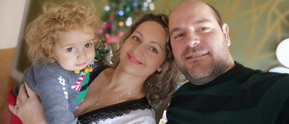 """Παναγιώτης – Ραφαήλ: Οι ευχές του μικρού ήρωα για """"καλά Χριστούγεννα"""" (εικόνες)"""