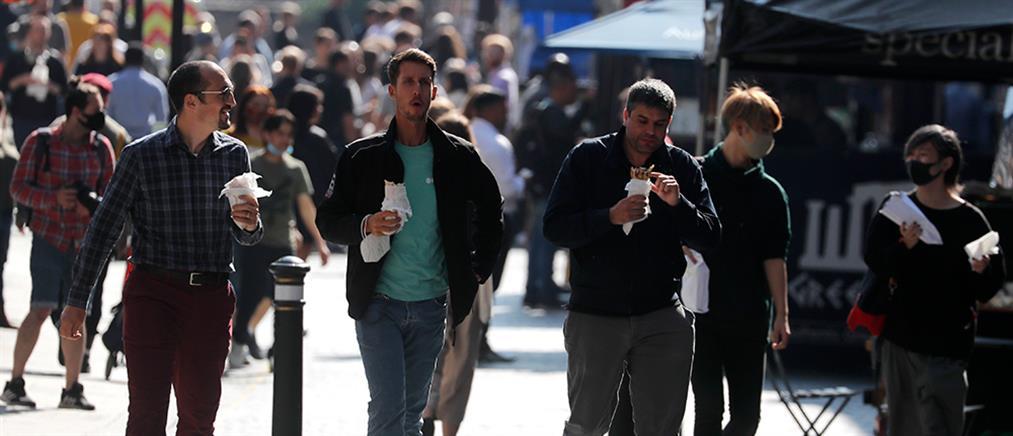 Βρετανία - δημοσκόπηση: για πρώτη φορά οι Εργατικοί προηγούνται των Συντηρητικών του Τζόνσον