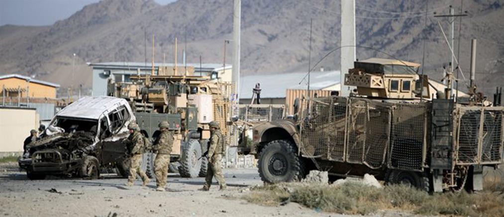 Έκρηξη στη μεγαλύτερη αεροπορική βάση του Αφγανιστάν