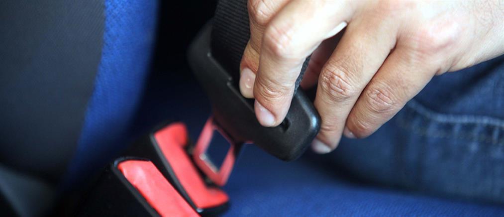 """""""Παράβαση της εβδομάδας"""" η μη χρήση ζώνης στην οδήγηση: Ποιος νομός πήρε την… πρωτιά;"""