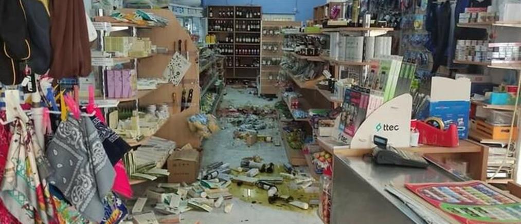 """Σεισμός στην Κρήτη - """"Εγκέλαδος"""": Σε εφαρμογή το σχέδιο έκτακτων αναγκών"""