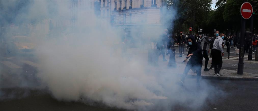 Γαλλία: Επεισοδιακές διαδηλώσεις υπέρ των Παλαιστινίων (εικόνες)