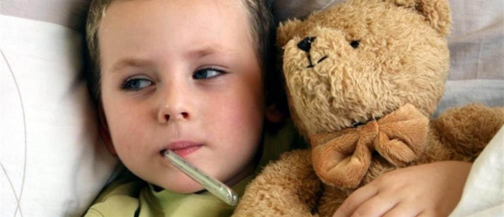 Συχνοί πυρετοί στα παιδιά