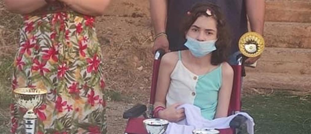 Βοιωτία - Αλεξία: Τουρνουά αγάπης για το κοριτσάκι, που χτυπήθηκε από αδέσποτη σφαίρα (εικόνες)